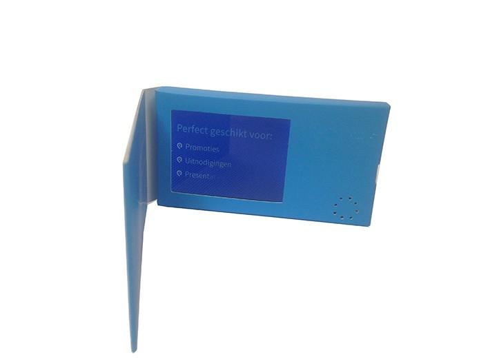 video visitekaart